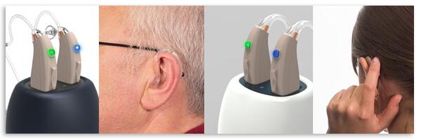 Hearing aids compfortable long term wearing